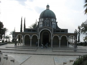寶訓山上教堂 Chapel on Mount of Beatitudes