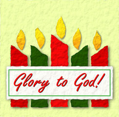 Glory to God